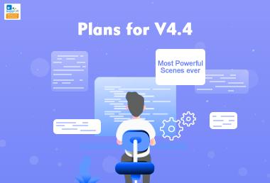 eWeLink plans for 4.4
