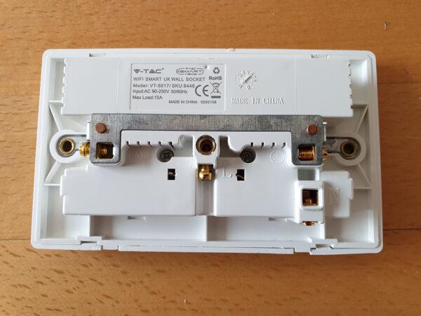 V-Tac VT-5017: back side