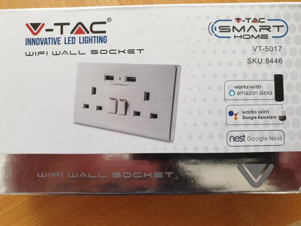 V-Tac VT-5017: box front side