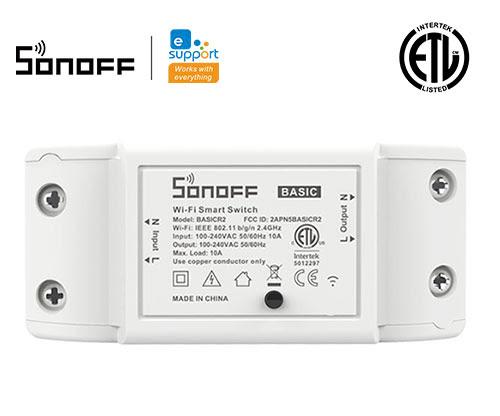 Newsletter: Sonoff Basic R2 September 2020 update