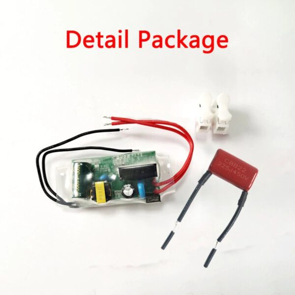 AllbeAI SF-01: package contents