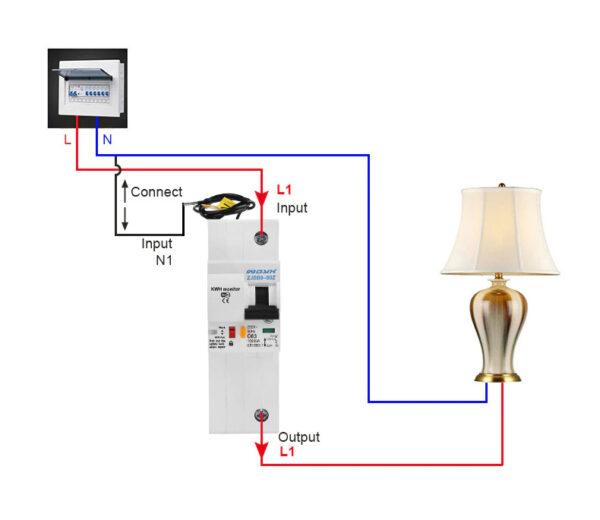 WDYK ZJSB9-80Z: wiring diagram