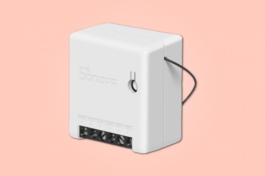 eWeLink giveaway November 2020: Sonoff Mini