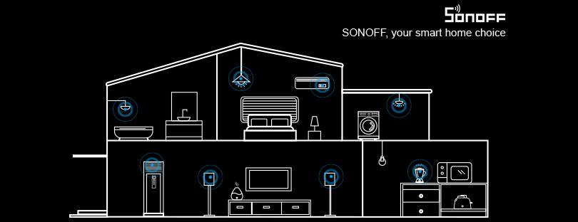 Sonoff Facebook header