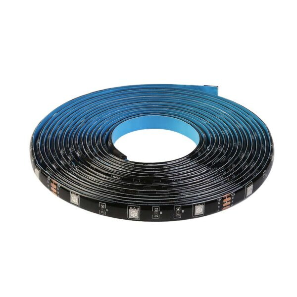 Sonoff L1: LED strip on rolled up