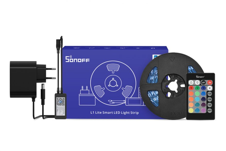 Sonoff L1 Lite: General product image - EU