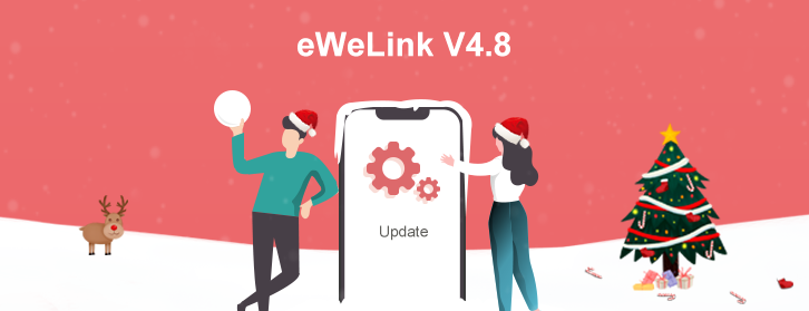 Newsletter eWeLink December 2020: eWeLink 4.8