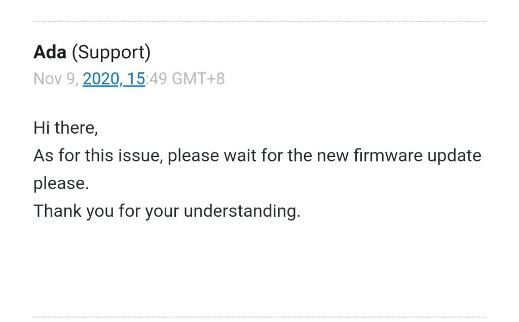 News: Reply of eWeLink about Zigbee devices loosing their names
