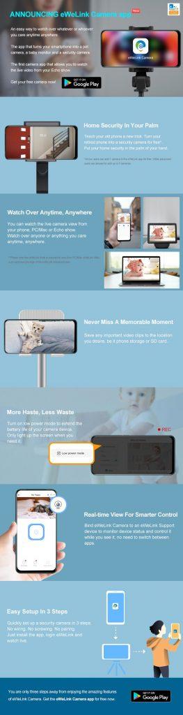 eWeLink Camera promotional image
