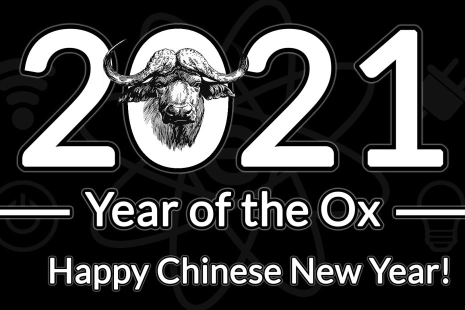 Chinese New Year 2021: Year of the Ox