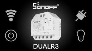 Sonoff's DUALR3 got released