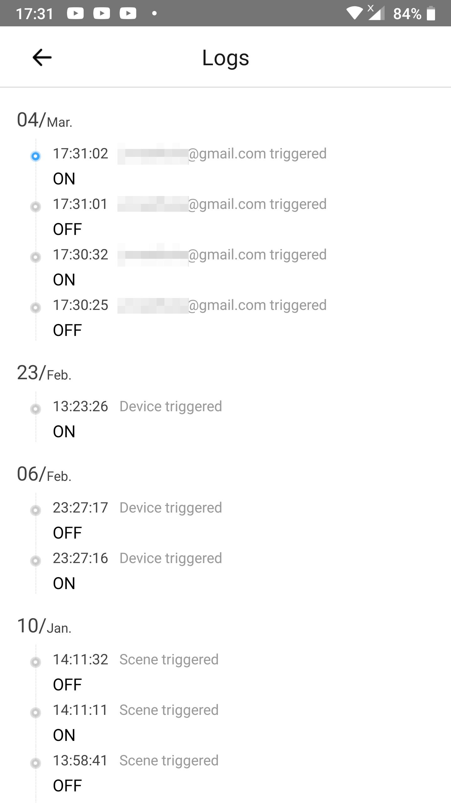 KB: Read and interpret logs: Logs