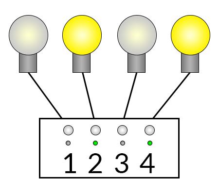 KB: eWeLink Keyboard tutorial - even connections on (schematic)