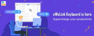 Newsletter eWeLink: 2 new benefits of eWeLink Advanced plan - eWeLink Keyboard