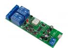 SmartWise 5V-32V 2-gang smart relay switch