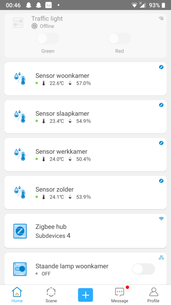eWeLink 4.15.0: More distinctive on/off icons (1/2)