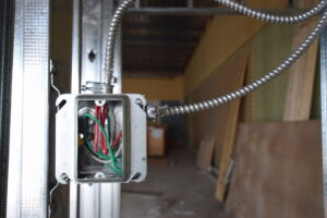 Happy DIY Home shows you how to install/replace an electrical outlet